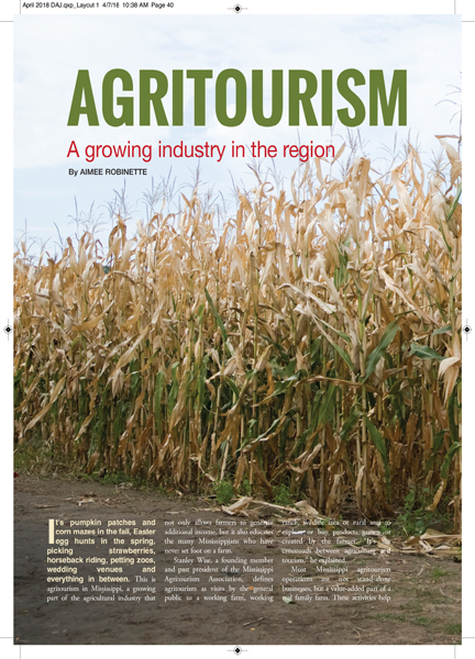 delta ag journal