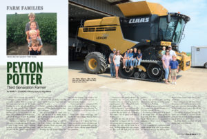 Payton Potter- Delta Ag Journal